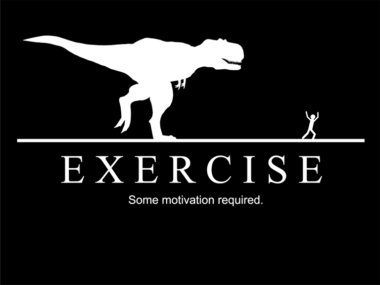 EXERCISE - Some motivation required