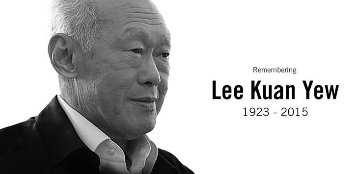 Remembering Lee Kuan Yew (1923 - 2015)