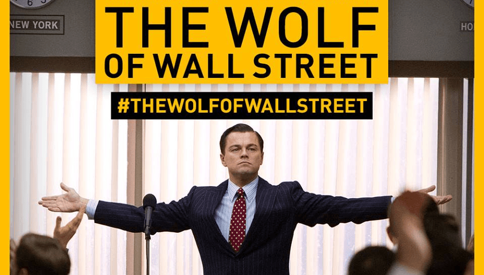 The Wolf of Wall Street - Leonardo DiCaprio Speech